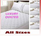 LUXURY QUILTED MATTRESS PROTECTOR * All Sizes available