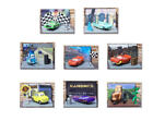 8 NEW RETIRED DISNEY PIXAR MOVIE CARS MINI CAKE TOPPER DECORATIONS FAVORS