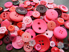 MIXED BUTTONS - MANY COLOURS AND QUANTITIES AVAILABLE!!!