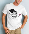 LulzSec Anonymous T-shirt - Hacktivist Cyber Warrior Tee - Ladies too S to 6XL