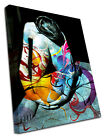 2579 Erotic Abstract Sexy Female Canvas Framed Art Print People/ Portraits