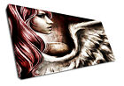 2580 Angel Fantasy Sexy Canvas Framed Wall Art Print