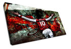 2573 Robin Van Persie Canvas Framed Football  Wall Art Print