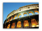 2373 Colosseum Modern Canvas Wall Art Rome Print