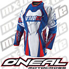 Oneal Hardwear MX Jersey Motocross Enduro Cross Quad Vented