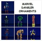 NEW RETIRED MARVEL FANTASTIC 4 DANGLER CELL PHONE CHARM ORNAMENTS YOU PICK ONE