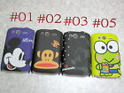 New Cartoon Designs Hard Cover Case for HTC Wildfire S