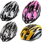 4 Color Cycling Bicycle Adult Bike Helmet Carbon with Visor Pink White Sliver