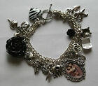 Loaded Cameo Photo Bracelet with you choice of Artists *THE GIRLS*