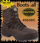 Oliver Work Boots Steel-Toe  AT's 45639C Lace-Up Brand New! *All Size