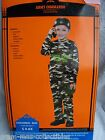HALLOWEEN COSTUME BOY'S-ARMY COMMANDO SOLDIER