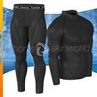 New Mens Compression Under Base Layer Gear Shorts Wear Shirt & Pant T01P06BB