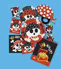 EVERYTHING FOR PIRATE FUN BIRTHDAY PARTY PLATES CUPS NAPKINS CHEAP POSTAGE