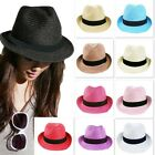 Trilby Womens Accessories Beach Ladies Hats Straw Sun Hat Unisex Sunhats sale