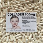 "Collagen 600mg Capsules.""Buy In Bulk"""