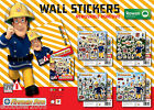 Fireman Sam Wall Stickers