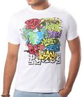"Brand New Mens ""Graphic Motif Picture"" designer Tshirts tee Size S M L XL XXL"