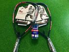 2 x Head Racketball Rackets + 2 Karakal REC Balls - Learn the Game DEAL!!!