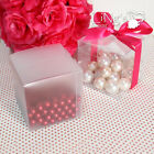 Multichoice Anti Scratch Wedding Party Favor Gift Candy Boxes Craft Decorations