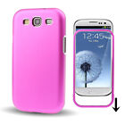 Metal Protective Shell / Case for Samsung Galaxy S3 / i9300 Mobile Phone