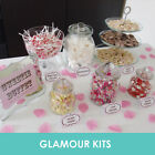 PERSONALISED CANDY SWEET SWEETIE BAR BUFFET TABLE PLACE NAME CARD SIGN 12 colour
