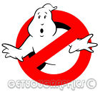 Ghostbusters Logo Cartoon Iron On T-shirt Hoodie Vest Heat Transfer Print