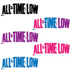 All Time Low Punk Rock Emo Logo Iron On T-shirt Hoodie Vest Top Transfer Print
