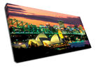 2108 SYDNEY HARBOUR Australia Canvas Wall Print Art
