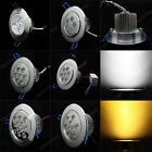 3W/5W/7W/9W/12W LED Warm White Ceiling Recessed lights Downlight Lamp 110-240V