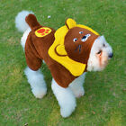 Good Lovely Cute Dog Pet Puppy Clothes Lion pants Jumpsuit free shipping