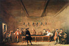 Photo/Poster - Game Of Billiards - Chardin Jean Baptiste Simeon 1699 1779
