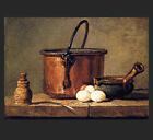 Art Photo Print - Still Life - Chardin Jean Baptiste Simeon 1699 1779