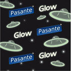 Pasante Glow in the Dark Condoms Latex Bright Fluorescent Electronically Tested