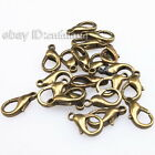 Wholesale Fashionable Charms Alloy Lobster Clasps Fit Jewelry Making Findings