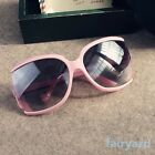 Retro Big Square Frame Sunglasses Spectacles Unisex Eyeglasses Eyewear 5 Colors