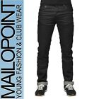 9130 Jack & Jones Clark Original Fit Herren Jeans Hose schwarz