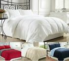 Goose Down Alternative Luxurious Reversible Comforter Full Queen and King image