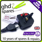 PLUG ADAPTER FITS GHD STRAIGHTENERS CABLE EURO 2pinTO UK 3pin, USA or AUSTRALIA