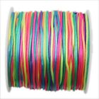 1/6 Wholesale Charms Roll Assorted Beading Strong Cords Fit Jewelry Making 60m