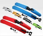 MTB Mountain Bike Bicycle Cycling Front & Rear Quick Release Mudguard Fender