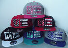 BRAND NEW FLAT PEAK VINTAGE NEW YORK KIDS SNAPBACK BASEBALL CAP WITH TAGS