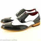 New Mens Italian Style Leather Lined Formal/ Casual Lace Up shoes UK Sizes 7-11