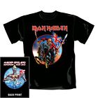 Iron Maiden - Euro Tour 2013 - New T Shirt - Var Szs - OFFICIAL