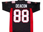 MEAN MACHINE LONGEST YARD DEACON MOSS FOOTBALL JERSEY QUALITY SEWN NEW ANY SIZE