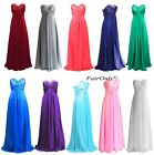 FairOnly Formal Bridesmaid Dresses Prom Evening Party Gown Stock Stock SZ:6-16