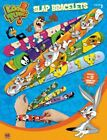 Warner Bros Looney Tunes Slap Snap Bracelet Favor Beautiful Artwork You Pick One