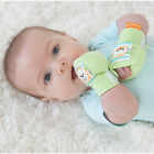Infantino Soothing Hand Rattle and Squeezies For Infant - Baby Toys