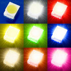 PLCC-2 LED (SMD SMT 3528/1210)  White Pink Orange Red Blue Green Yellow light UK