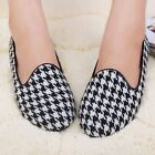 New Fashion shoes HOUNDSTOOTH casual shoes women's shoes Ladies' shoes HOT!