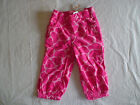 NWT GYMBOREE LOVABLE GIRAFFE PINK ANIMAL PRINT CORDUROY PANTS